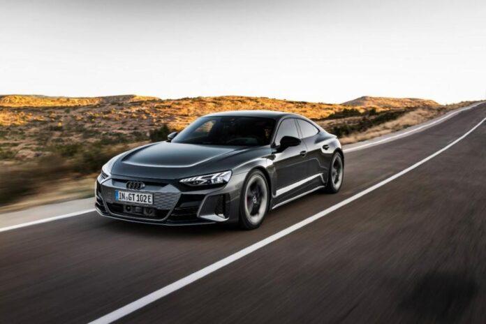 Gran turismo elétrico de alta performance: Audi apresenta o e-tron GT