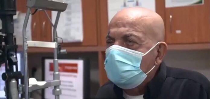 Ciência: homem cego volta a ver após primeiro transplante de córnea artificial do mundo